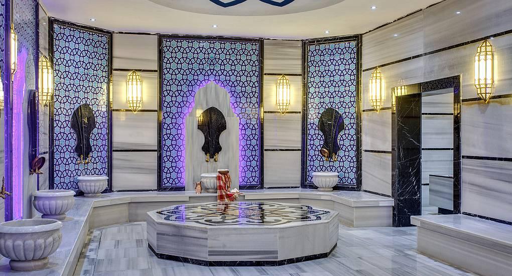 Arabic Spa