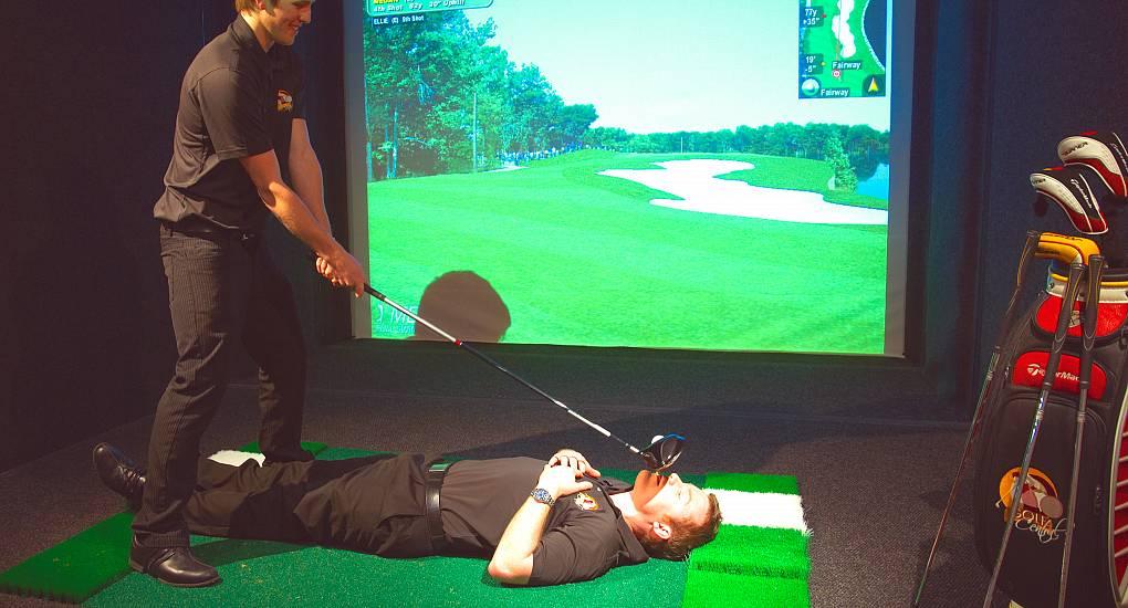 Cyber Golf