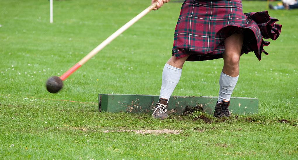 Mini Highland Games