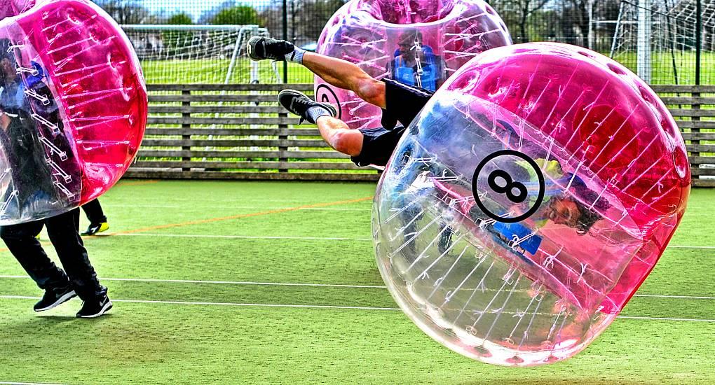 Inflatable Fun in the Sun